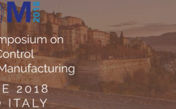 Systems Engineering and IFAC Symposium 2018