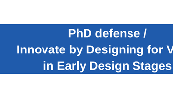 [Webinar] Thèse – Innovate by Designing for Value in Early Design Stages
