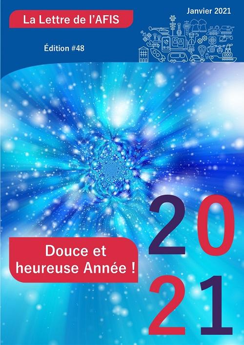 La Lettre AFIS, édition 48, Janvier 2021